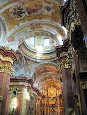 Melk Abbey Interior